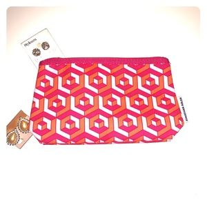 🌟NWOT Jonathan Adler cosmetic pouch